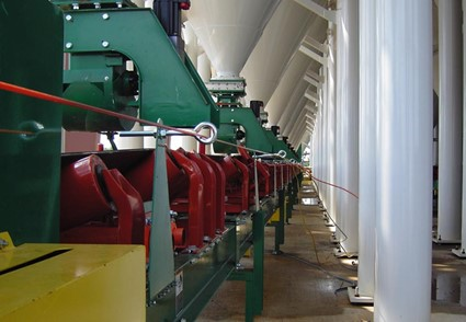 Silo Reclaim Conveyor
