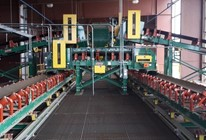Infeed and Reversing Conveyors